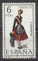 Espa�a-Spain. Palencia (o) - Ed 1949, Yv=1428 - 1961-70 Usados