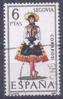 España-Spain. Segovia (o) - Ed 1955, Yv=1434 - 1961-70 Usados