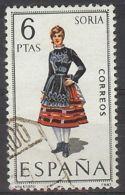 Espa�a-Spain. Soria (o) - Ed 1957, Yv=1436 - 1961-70 Usados