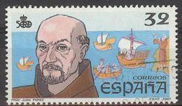 Espa�a-Spain. V Cent. Del Descubrimiento (o) - Ed 2921, Yv=2535 - 1931-Hoy: 2ª República - ... Juan Carlos I