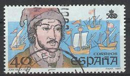 Espa�a-Spain. V Cent. Del Descubrimiento (o) - Ed 2922, Yv=2536 - 1931-Hoy: 2ª República - ... Juan Carlos I