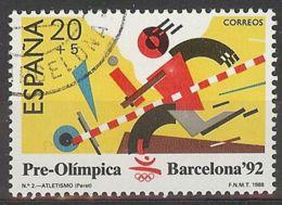 Espa�a-Spain. Barcelona 92 (o) - Ed 2964, Yv=B139 - 1931-Hoy: 2ª República - ... Juan Carlos I