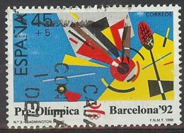 Espa�a-Spain. Barcelona 92 (o) - Ed 2965, Yv=B141 - 1931-Hoy: 2ª República - ... Juan Carlos I