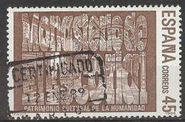 Espa�a-Spain. Patrimonio De La Humanidad (o) - Ed 2980, Yv=2585 - 1931-Hoy: 2ª República - ... Juan Carlos I