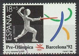 Espa�a-Spain. Barcelona 92 (o) - Ed 3025, Yv=B150 - 1931-Hoy: 2ª República - ... Juan Carlos I