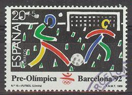 Espa�a-Spain. Barcelona 92 (o) - Ed 3026, Yv=B151 - 1931-Hoy: 2ª República - ... Juan Carlos I