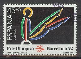 Espa�a-Spain. Barcelona 92 (o) - Ed 3027, Yv=B152 - 1931-Hoy: 2ª República - ... Juan Carlos I