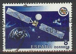 Espa�a-Spain. 125 Aniv. De La U.I.T. (o) - Ed 3060, Yv=2624 - 1931-Hoy: 2ª República - ... Juan Carlos I