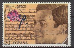 Espa�a-Spain. Centenarios (o) - Ed 3070, Yv=2628 - 1931-Hoy: 2ª República - ... Juan Carlos I