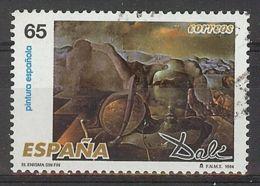 Espa�a-Spain. Salvador Dal� (o) - Ed 3296, Yv=2772 - 1931-Hoy: 2ª República - ... Juan Carlos I