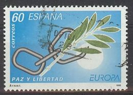 Espa�a-Spain. Europa. Paz Y Llibertad (o) - Ed 3361, Yv=2819 - 1931-Hoy: 2ª República - ... Juan Carlos I