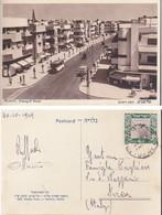 1949 ISRAELE : VEDUTA DI TEL AVIV. - Israele