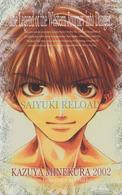 Télécarte Japon / 110-016 - MANGA - SAIYUKI By KAZUYA MINEKURA ** ONE PUNCH **  - ANIME Japan Phonecard  - 11388 - BD