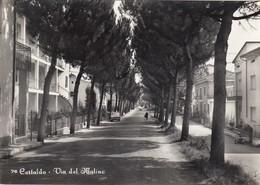 CERTALDO-FIRENZE-VIA DEL MULINO-CARTOLINA VERA FOTOGRAFIA- VIAGGIATA IL 12-9-1967 - Firenze (Florence)