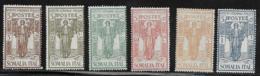 Somalia Scott # B11-6 Mint Hinged Peace,1926 - Somalia