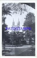 114778 BRAZIL BRASIL FLORIANOPOLIS SANTA CATARINA VIEW CATHEDRAL PHOTO NO POSTAL POSTCARD - Sin Clasificación