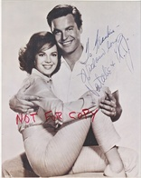 NATALIE WOOD And  ROBERT WAGNER - Autographs