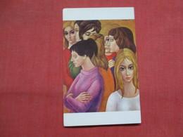 Art Work By Margaret Keane   The Freshman   Ref 3445 - Paintings