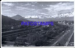 114789 CHILE SANTIAGO VISTA PARCIAL PROVIDENCIA POSTAL POSTCARD - Chile
