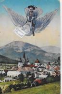 AK 0271  Gruss Aus Mariazell - Verlag Frank Um 1913 - Mariazell