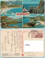 Mexico - Acapulco Playa Condesa - Coletilla - Los Muelles - El Clavadista - Messico