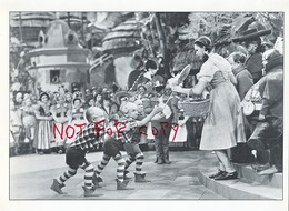 AUTOGRAPHED  PHOTO   MUNCHKIN From   WIZARD  OF  OZ    Double-sided Photo  OSCAR  MAYER - Autographs