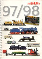 Catalogue MÄRKLIN 1997/98 Spiralenkatalog - En Allemand, Anglais, Français Et Néerlandais - Livres Et Magazines