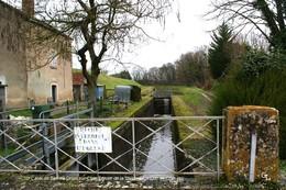 Canal De Berry (41)-Selles-sur-Cher-Ecluse De La Thizardière (Edition à Tirage Limité) - Selles Sur Cher