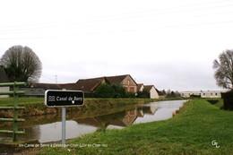 Canal De Berry (41)-Selles-sur-Cher (Edition à Tirage Limité) - Selles Sur Cher