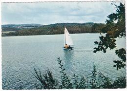 Les Settons - Le Lac à Une Superficie De 360 Ha - (Nièvre, France) - Montsauche Les Settons