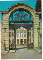 Nevers - La Porte Du Tribunal - (Nièvre, France) - Nevers