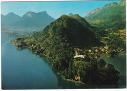 En Lac D'Annecy - La Presqu'ile De Duingt - (Hte-Savoie, France) - Annecy