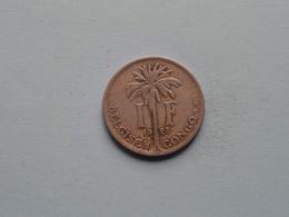 1923 - 1 Franc - KM 21 (NL) ( For Grade, Please See Photo ) ! - 1910-1934: Albert I