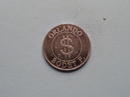 ORLANDO $ BODET F. ( For Grade, Please See Photo ) ! - Casino