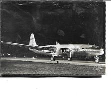 Théme-Aviation-Une Vue Au Decolllage D'un QuadrimoteursS.E.200 ARMAGNAC De La SAGETA-Toumouse-Blagnac - 1946-....: Ere Moderne