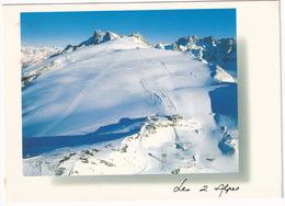 Les 2 Alpes (Dauphine, France) - Alt. 1650-3568 M : Le Glacier Du Jandry - Grenoble