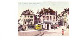 POSTCARD-SWITZERLAND-BIEL-SEE-SCAN - BE Berne
