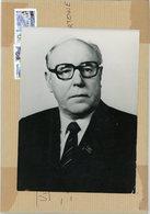 Photo Originale . VIKTOR TCHEBRIKOV   Nouveau Patron Du  KGB  En 1985 - Guerre, Militaire