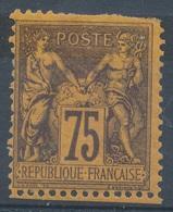 N°99  NEUF* - 1876-1898 Sage (Type II)