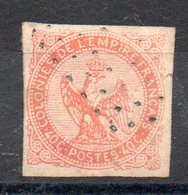 COLONIES GENERALES - Aigle Impérial YT N° 5 - Cote: 15,00 € - Águila Imperial