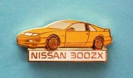 1 PIN'S  //   ** NISSAN / 300 ZX ** . (Loco-Motiv Paris) - Sonstige