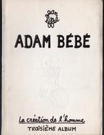 La Création De L'homme III Adam Bébé (jean Effel) (PPP11069) - Humour