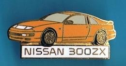 PIN'S //  ** NISSAN / 300 ZX ** . (Loco-Motiv Paris) - Andere