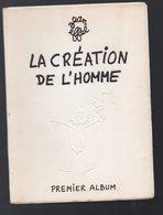 La Création De L'homme  I (jean Effel) (PPP11071) - Humour
