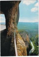 Tunnel Du Fayet, L'a Pic Des Falaises Des Cavaliers - Gorges Du Verdon - (Var) - Brignoles