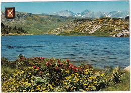Les Lac De Pradelles, Au Fond Le Massif Du Carlitte, Alt. 2921 M. - (La Cerdagne Francaise) - Roussillon