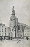 Sint-Truiden : Seminarie De St. Trond : Tour Du Séminaire  ( Ecrit 1907 Avec Timbre ) - Sint-Truiden