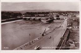 Sarsfield Bridge & River - LIMERICK - Andere