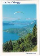 Le Lac D'Annecy - PARAPENTE Au Col De Forclaz (alt. 1150 M.) - (Haute-Savoie) - Annecy
