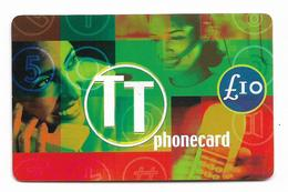 USED PHONECARD LUXEMBOURG 10 POND - Luxembourg